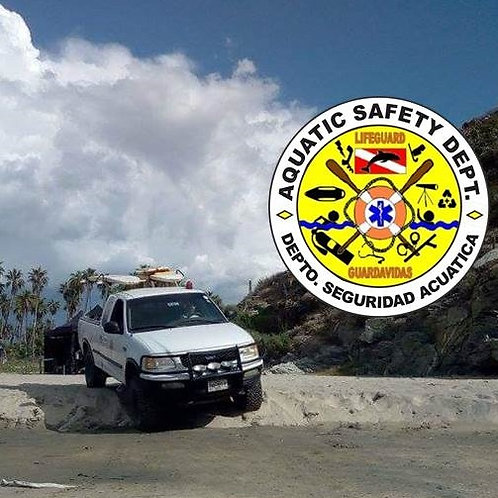 Beach Vehicle Operation Course