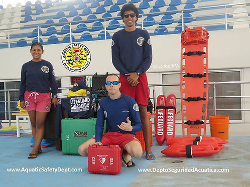 Pool Lifeguard Course