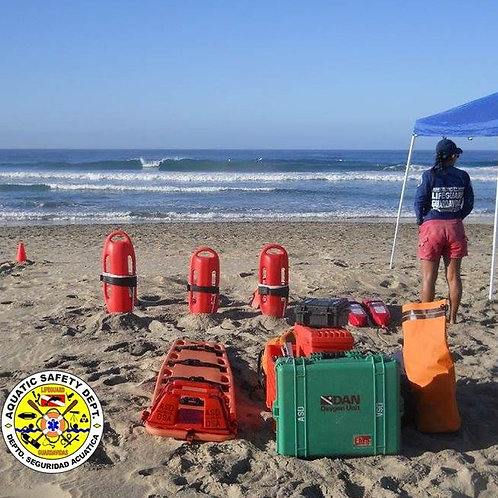 Ocean Lifeguard Course