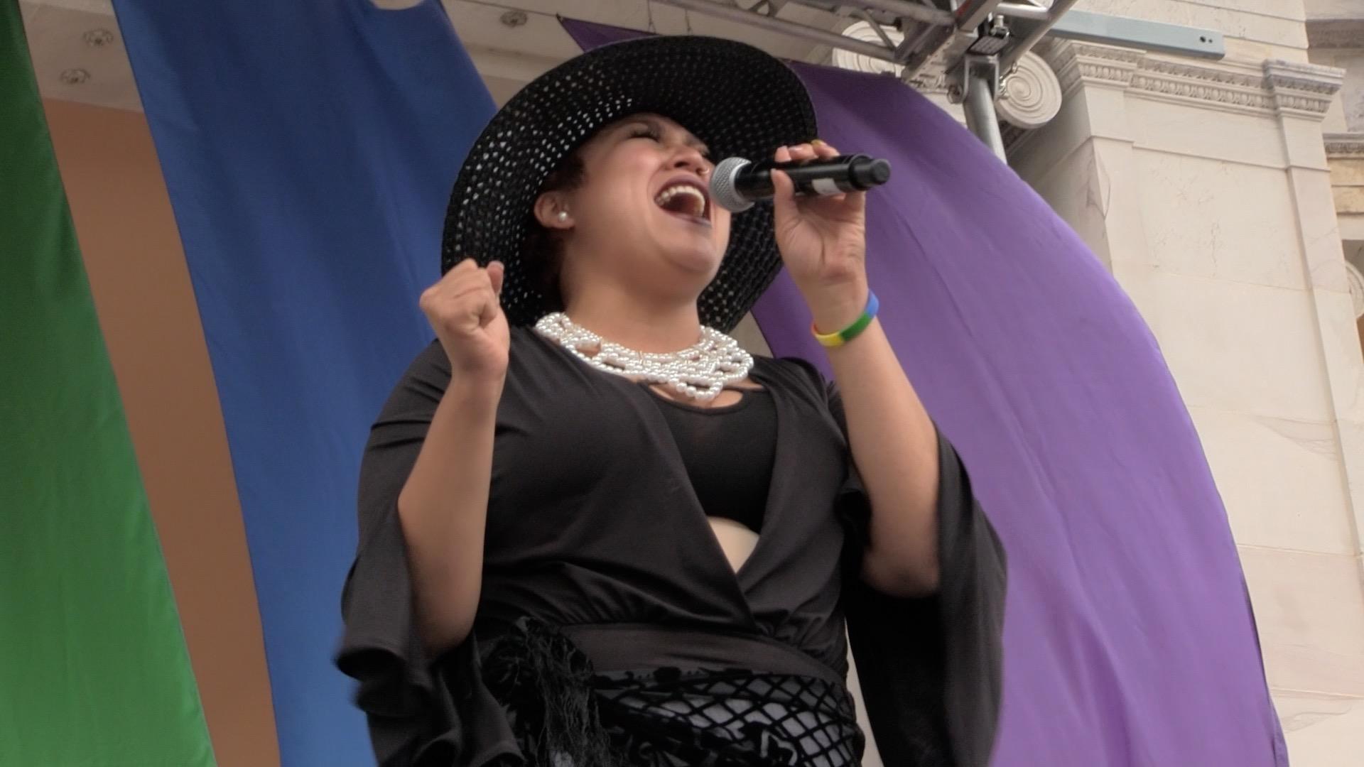 Brittany Williams Live at Denver Pridefest4