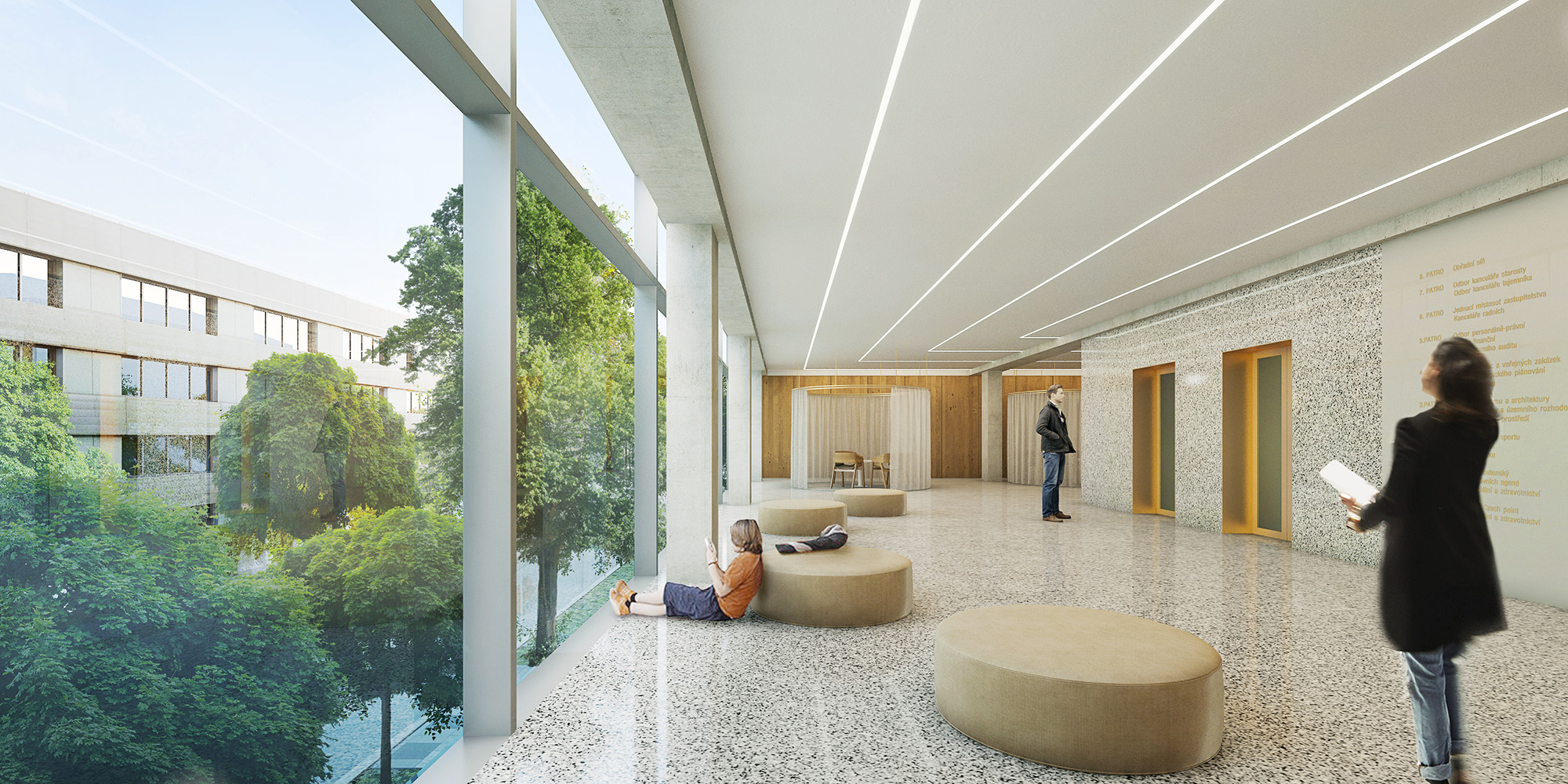 visualization render image interior