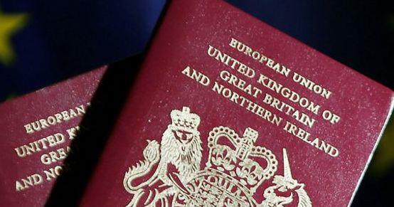 UK golden passport