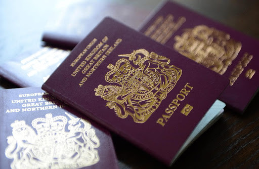 Golden passport in the UK