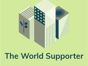 Team World Supporter official fundraising statement