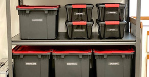 Tips on Streamlining your way to an Organized Garage