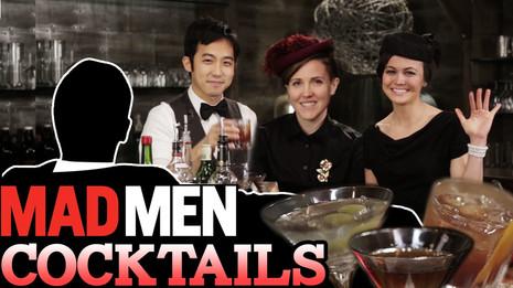 Feast of Fiction -Mad Men Cocktails-