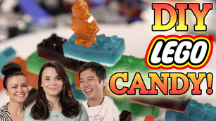 Feast of Fiction -Lego Candy-