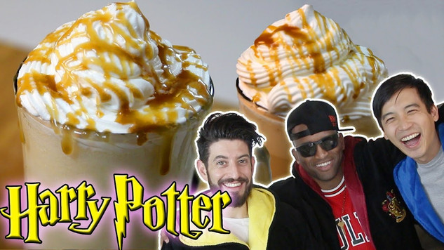 Feast of Fiction -Butter Beer-