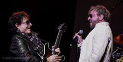Sammy Hagar and Neil Schon