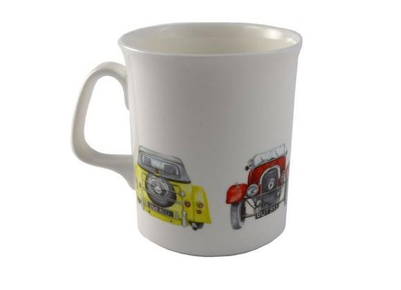 Fine China Mug - Morgan 4 Cars