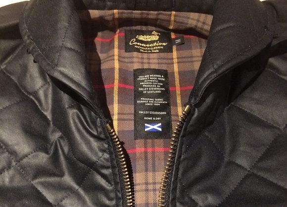 Jim Clark Quilted Wax Jacket