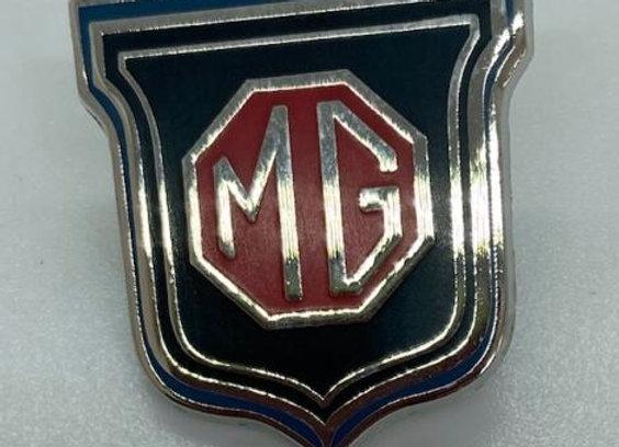 60's MG Badge Lapel Pin