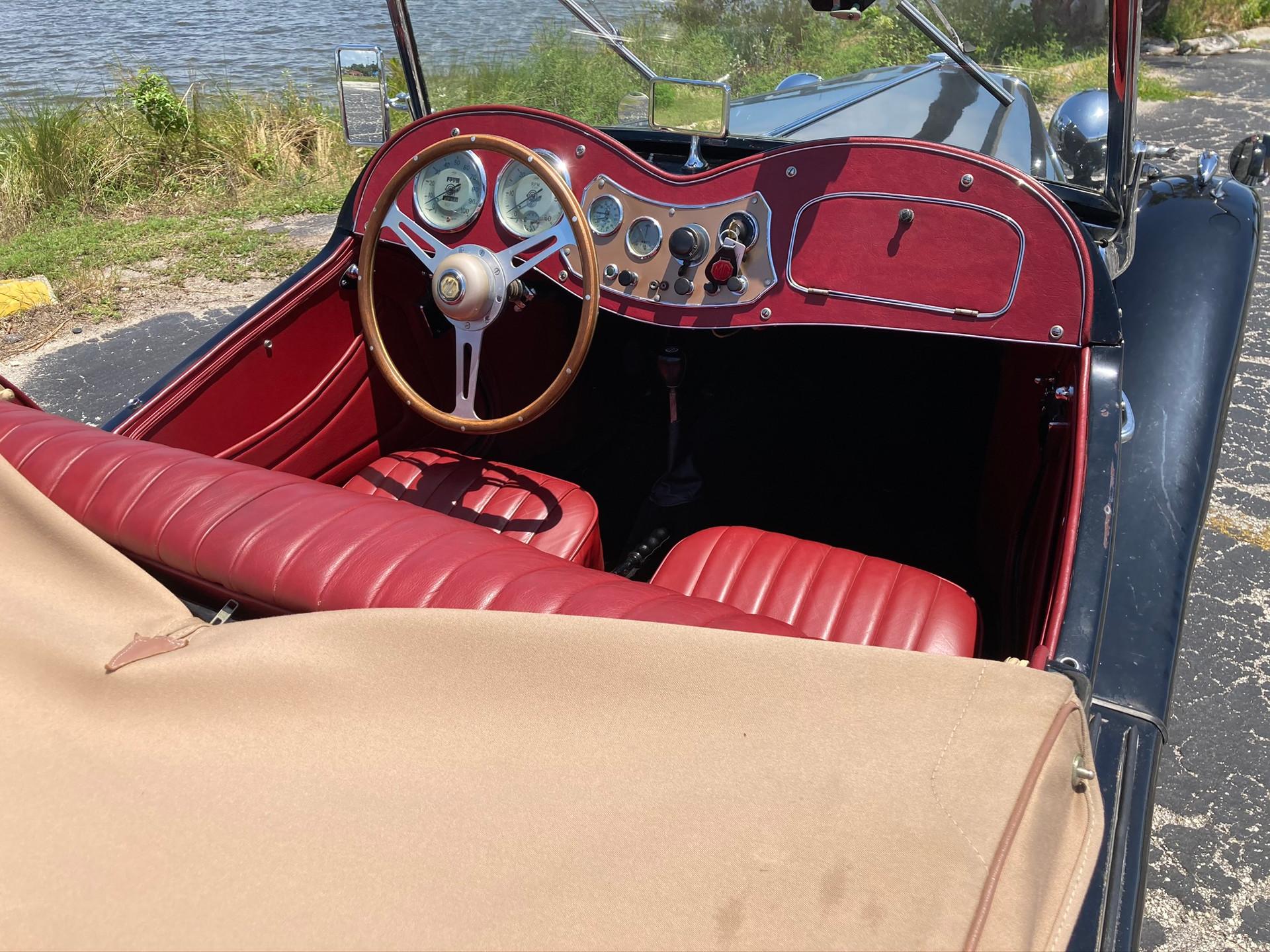 1952 MG TD