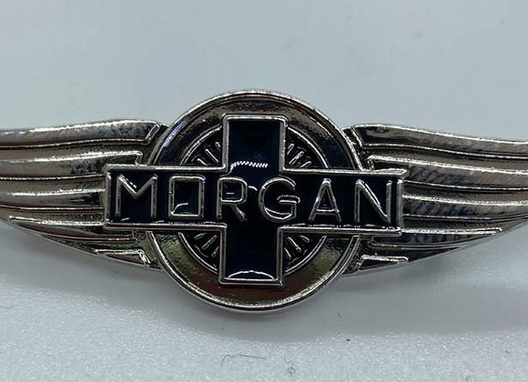 Large Morgan Wings Lapel Pin