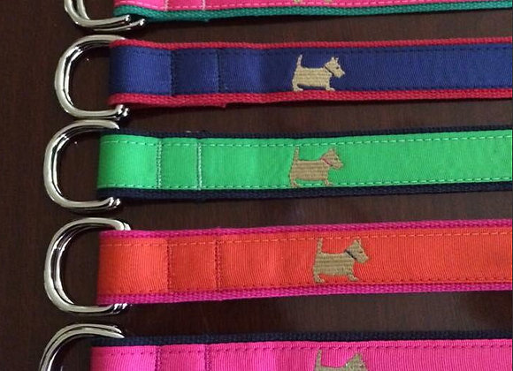 Classic Grosgrain Belts