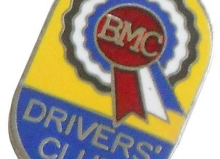 BMC Drivers' Club Pin