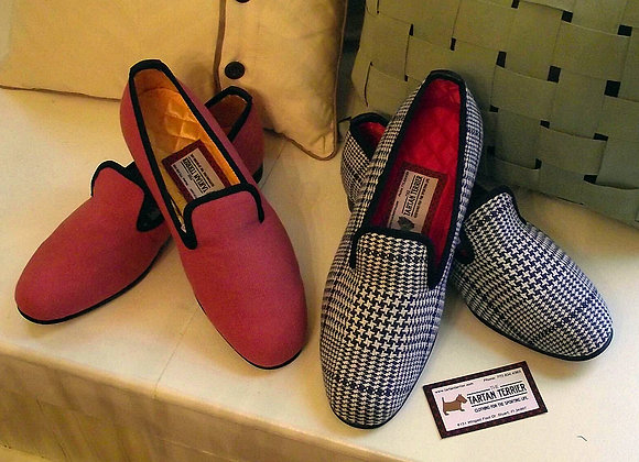 Handmade Custom Slip-on Shoes