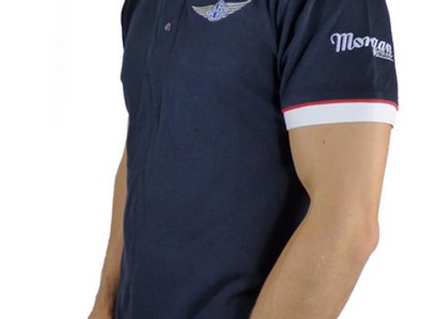 Men's Morgan Polo Shirt - Navy