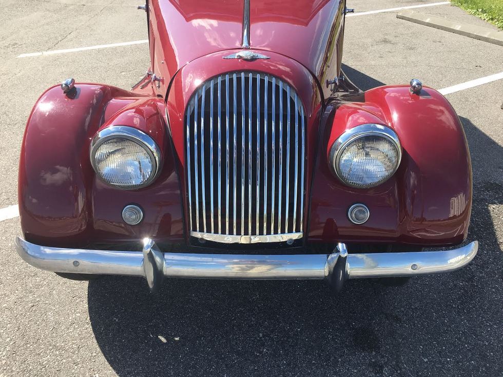 1955 Morgan Drophead