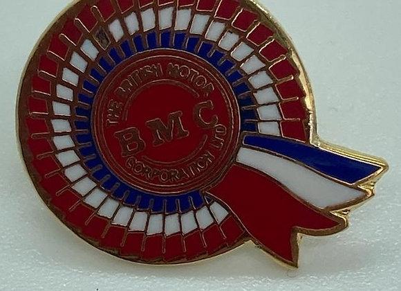 BMC Rosette Lapel Pin
