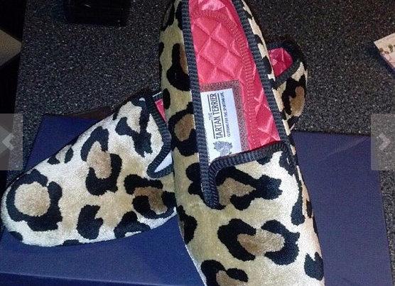 Handmade Custom Slip-on Shoes