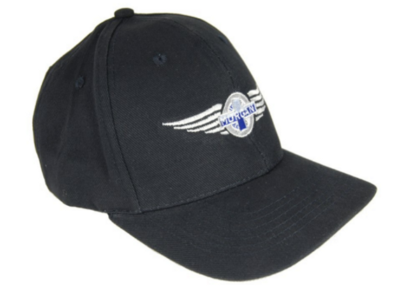 Morgan Baseball Cap - Navy