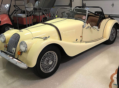 New And Used Morgan Cars For Sale At Christopher John Ltd