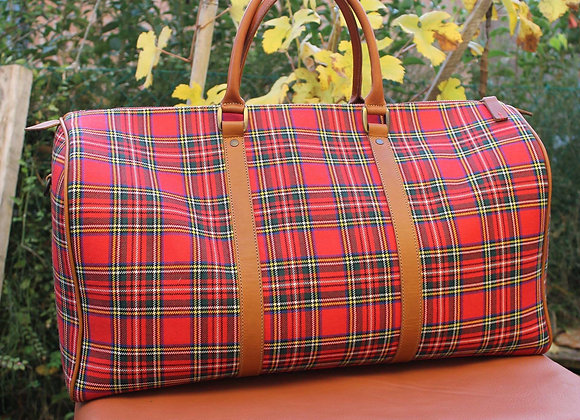 Choose Your Tartan - Soft Duffel