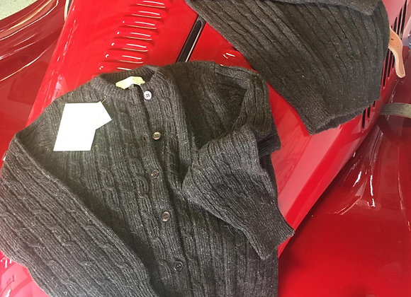 Scottish Cardigan Sweaters