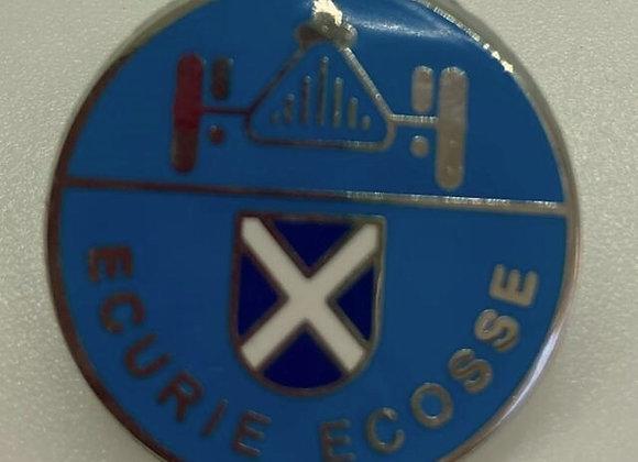 Ecurie Ecosse - Scottish Racing Team Lapel Pin