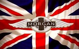 Morgan motor cars logo