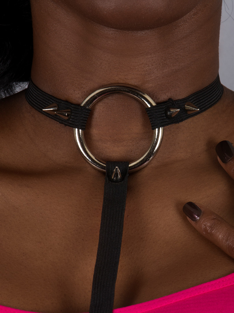 Spiked Bodyharness