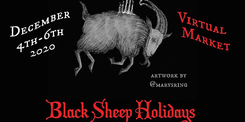 Darksome Art & Craft Market: Black Sheep Holidays