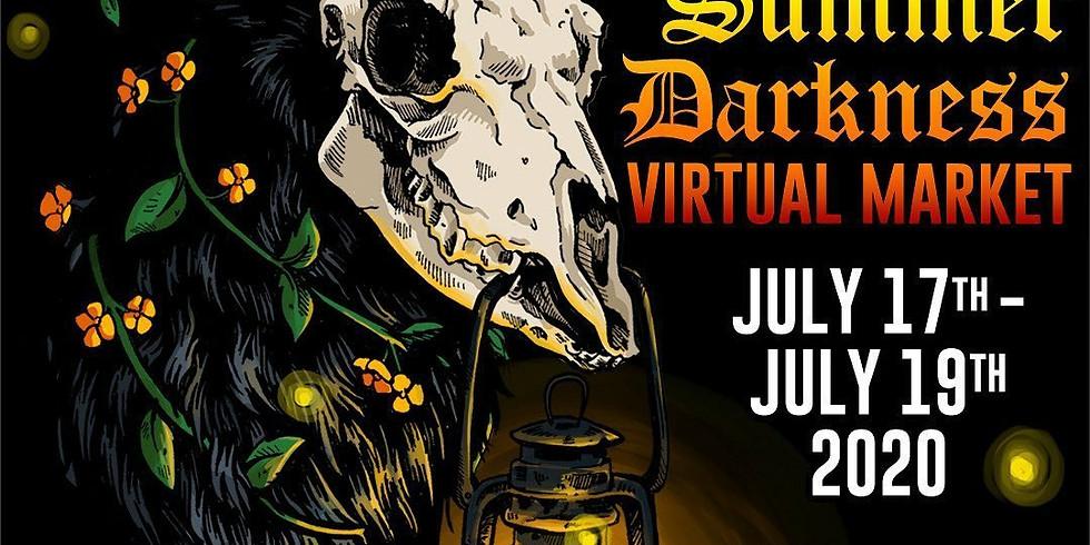 Darksome Art & Craft Market: Summer Darkness Virtual Market