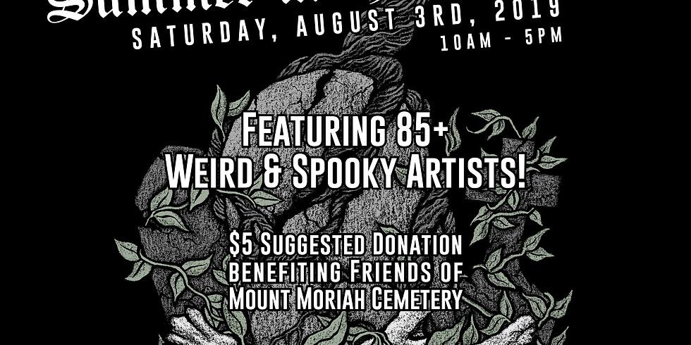 Darksome Art & Craft Market: Summer in the Cemetery