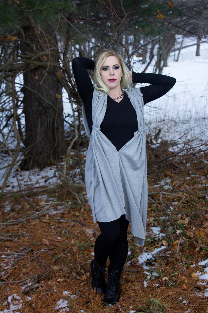 Outdoor Winter Forstest Shoot