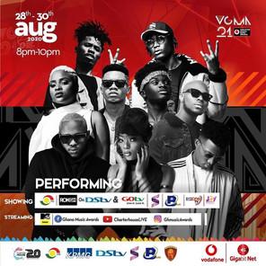 VGMA 2020: Full list Ghana Music Awards winners