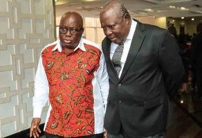 Akufo-Addo 'mother corruption serpent under the innocent looking flower' – Amidu
