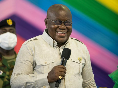 President Akufo-Addo Launches Revised National Health Policy Targeting Effective Healthcare for All