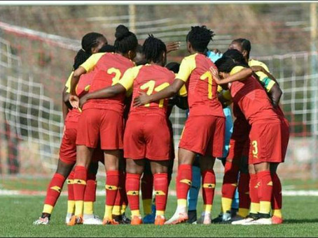 BLACK QUEENS COACH CALLS 38 PLAYERS FOR CAMPING