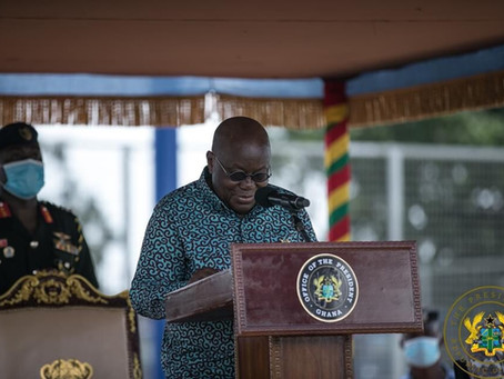 GOV'T COMMITTED TO FULFILL GUARANTOR FREE LOAN FOR STUDENTS JUST AS FREE SHS- AKUFO-ADDO
