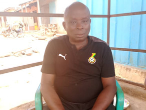 AKPETESHIE influence me to say bad things on Hearts ~ Eric Ofori  Antwi's father