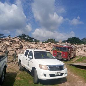 Akyem Batabi church collapse kills 2 worshippers