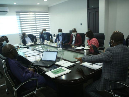 GFA Executive council to hold emergency meeting.
