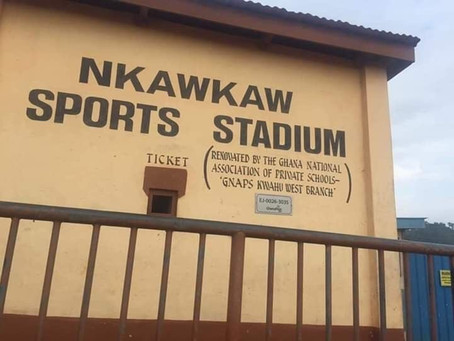 Sports Minister to Cut Sod for Nkawkaw Sports Stadium Works Today