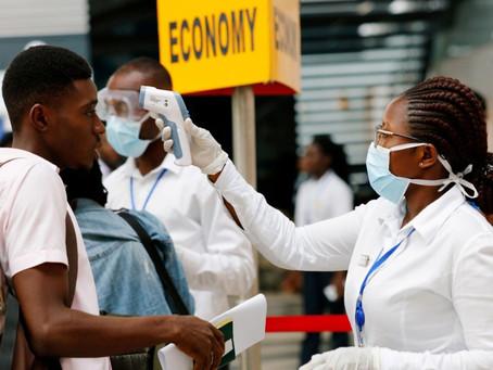 PCR test at kotoka Airport to cost $150