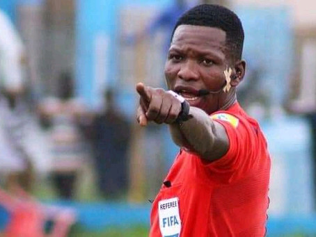 Ref. Daniel Laryea to officiate the super clash on Sunday.