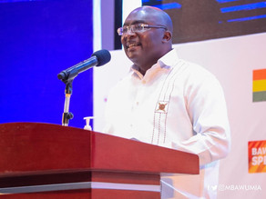 Ignore desperate Mahama: Ghanaians already know who brought free SHS - Bawumia