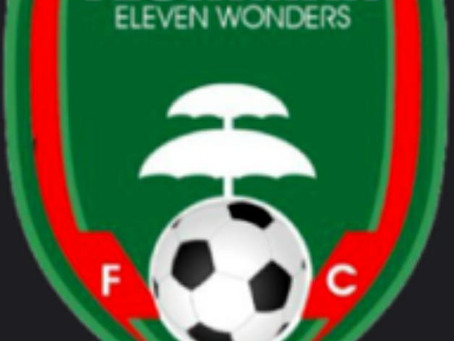 Eleven wonders match has being rained-off