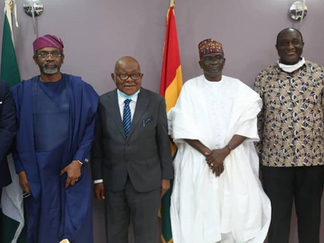 Ghana and Nigeria hold talks on traders, related issues